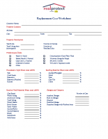 Replacement Cost Worksheet-1