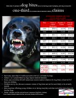 Dog Bite Best Practices